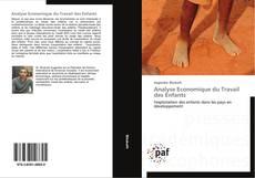 Buchcover von Analyse Economique du Travail des Enfants