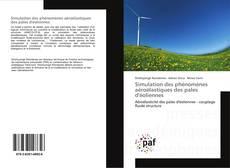 Обложка Simulation des phénomènes aéroélastiques des pales d'éoliennes