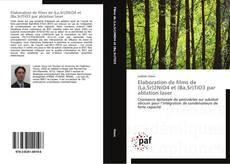 Couverture de Elaboration de films de (La,Sr)2NiO4 et (Ba,Sr)TiO3 par ablation laser