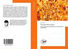 Buchcover von Orange Mécanique
