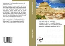 Buchcover von Influence de la variabilité des réservoirs sur le transfert réactif