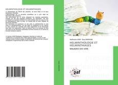 HELMINTHOLOGIE ET HELMINTHIASES kitap kapağı