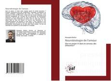Buchcover von Neurobiologie de l'amour