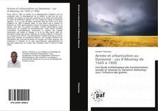 Portada del libro de Armée et urbanisation au Danxomɛ : cas d'Abomey de 1645 à 1900