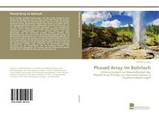 Capa do livro de Phased Array im Bohrloch