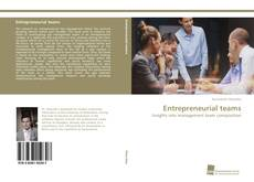Bookcover of Entrepreneurial teams