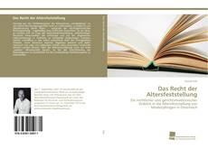 Bookcover of Das Recht der Altersfeststellung