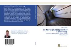 Capa do livro de Voltaires philosophischer Sonderweg