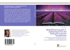 Portada del libro de Identifizierung der T-Zellepitope für die Therapie kutaner Lymphome