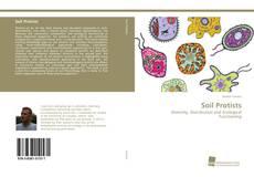Portada del libro de Soil Protists