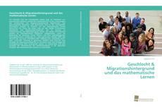 Borítókép a  Geschlecht & Migrationshintergrund und das mathematische Lernen - hoz