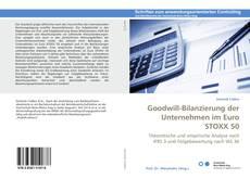 Bookcover of Goodwill-Bilanzierung der Unternehmen im Euro STOXX 50