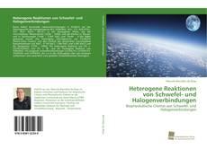 Buchcover von Heterogene Reaktionen von Schwefel- und Halogenverbindungen