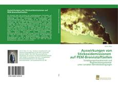 Bookcover of Auswirkungen von Stickoxidemissionen auf PEM-Brennstoffzellen