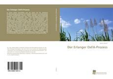 Bookcover of Der Erlanger OxFA-Prozess