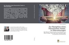 Bookcover of Zur Rezeption eines literarischen Textes in Übersetzungen