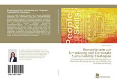 Buchcover von Kompetenzen zur Umsetzung von Corporate Sustainability Strategien