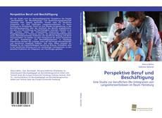 Perspektive Beruf und Beschäftigung kitap kapağı