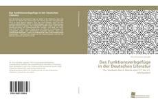 Das Funktionsverbgefüge in der Deutschen Literatur kitap kapağı