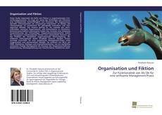 Borítókép a  Organisation und Fiktion - hoz