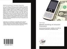 Mobile banking et inclusion financière的封面