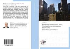 Portada del libro de Méthodes simplifiées pour l'évaluation sismique des bâtiments