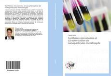 Capa do livro de Synthèses microondes et caractérisation de nanoparticules métal/oxyde