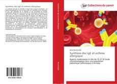 Capa do livro de Synthèse des IgE et asthme allergique