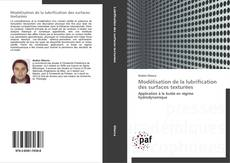 Modélisation de la lubrification des surfaces texturées的封面