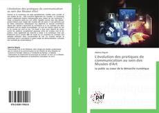 Portada del libro de L'évolution des pratiques de communication au sein des Musées d'Art