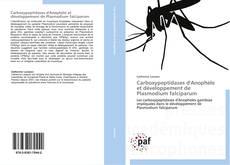 Portada del libro de Carboxypeptidases d'Anophèle et développement de Plasmodium falciparum