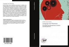 Bookcover of Langage de l'homme