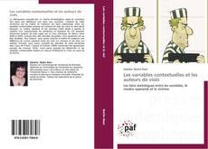 Capa do livro de Les variables contextuelles et les auteurs de viols