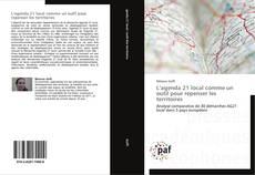Buchcover von L'agenda 21 local comme un outil pour repenser les territoires