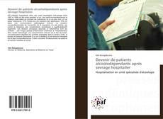Copertina di Devenir de patients alcoolodépendants après sevrage hospitalier