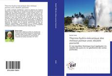 Thermo-hydro-mécanique des milieux poreux avec double porosité kitap kapağı