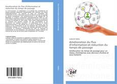 Bookcover of Amélioration du flux d'information et réduction du temps de passage