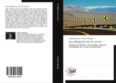 Buchcover von Les allégories du 4e écran