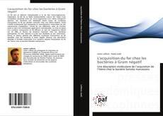 Capa do livro de L'acquisition du fer chez les bactéries à Gram négatif