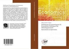 Bookcover of Politiques Économiques Et Économie Politique du Développement