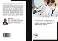 Copertina di Conception et Modélisation de l'évaluation en santé en Afrique