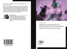 Copertina di Approche combinatoire du permutoèdre et de l'associaèdre