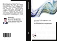 Bookcover of Optimisation de forme des structures