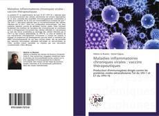 Buchcover von Maladies inflammatoires chroniques virales : vaccins thérapeutiques
