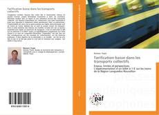 Capa do livro de Tarification basse dans les transports collectifs