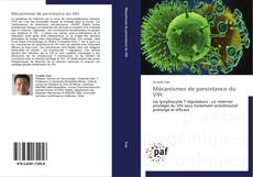 Capa do livro de Mécanismes de persistance du VIH