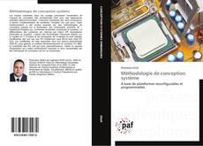 Обложка Méthodologie de conception système