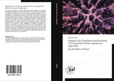 Bookcover of Apport de l'analyse multicritère à la gestion d'une ressource agricole