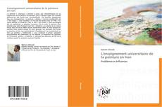 Bookcover of L'enseignement universitaire de la peinture en Iran