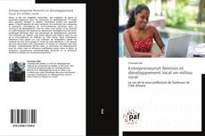 Couverture de Entrepreneuriat féminin et développement local en milieu rural